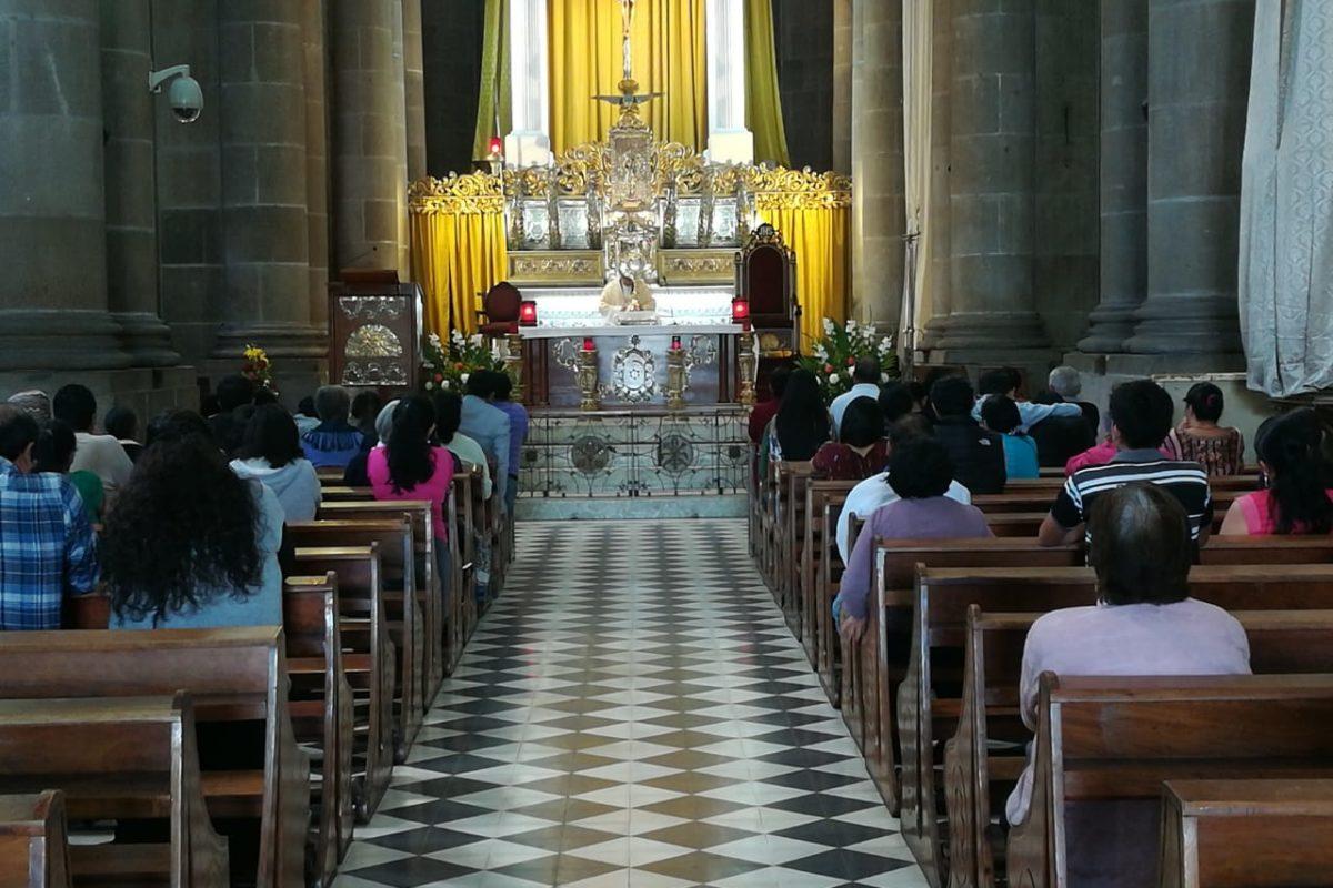 Preparan apertura de capilla de adoración perpetua