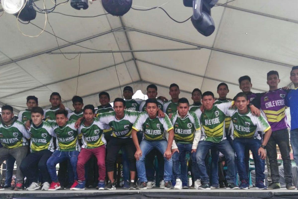 Equipo de San Martín Sacatepéquez debutará en la Tercera División