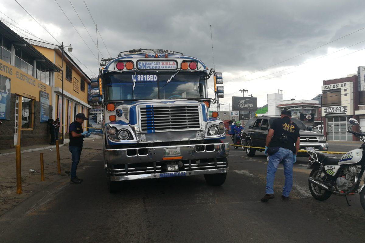"""<span class=""""hot"""">Tendencia <i class=""""fa fa-bolt""""></i></span> Fallece ayudante de bus atacado en La Esperanza"""