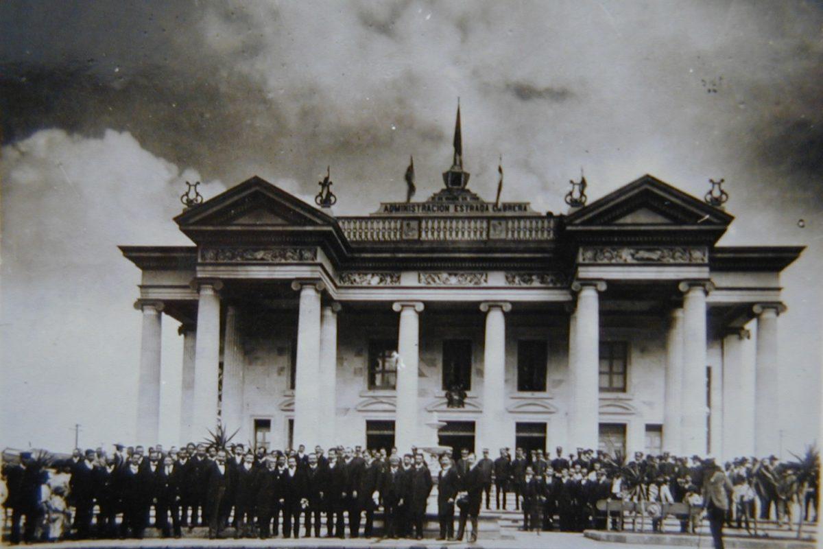 Teatro Municipal: 123 años de historia