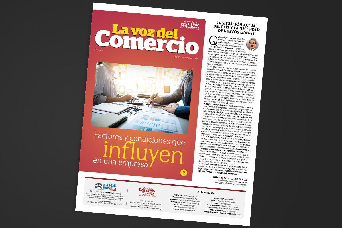 "<span class=""hot"">Tendencia <i class=""fa fa-bolt""></i></span> Quinta edición de La Voz del Comercio"