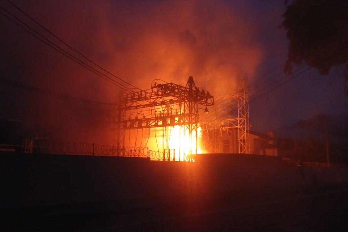 Sobrecarga pudo haber causado incendio