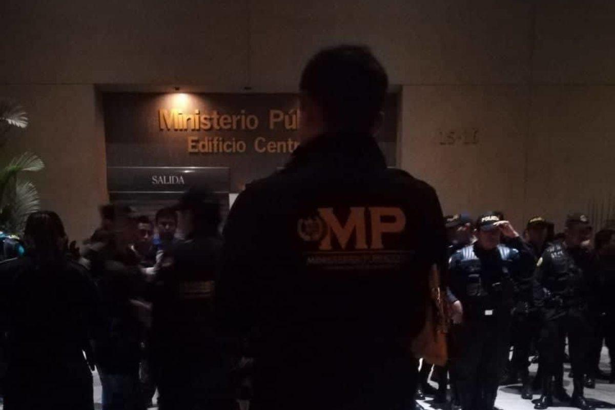 MP y Cicig buscan capturar a 117 prófugos