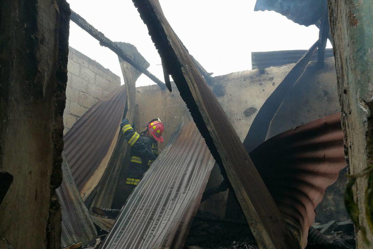 10 datos del incendio de hoy en el Centro Histórico