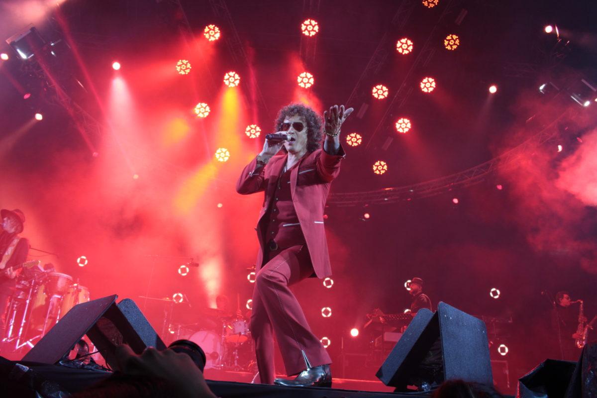 Las mejores 20 fotos del concierto de Enrique Bunbury en Xela