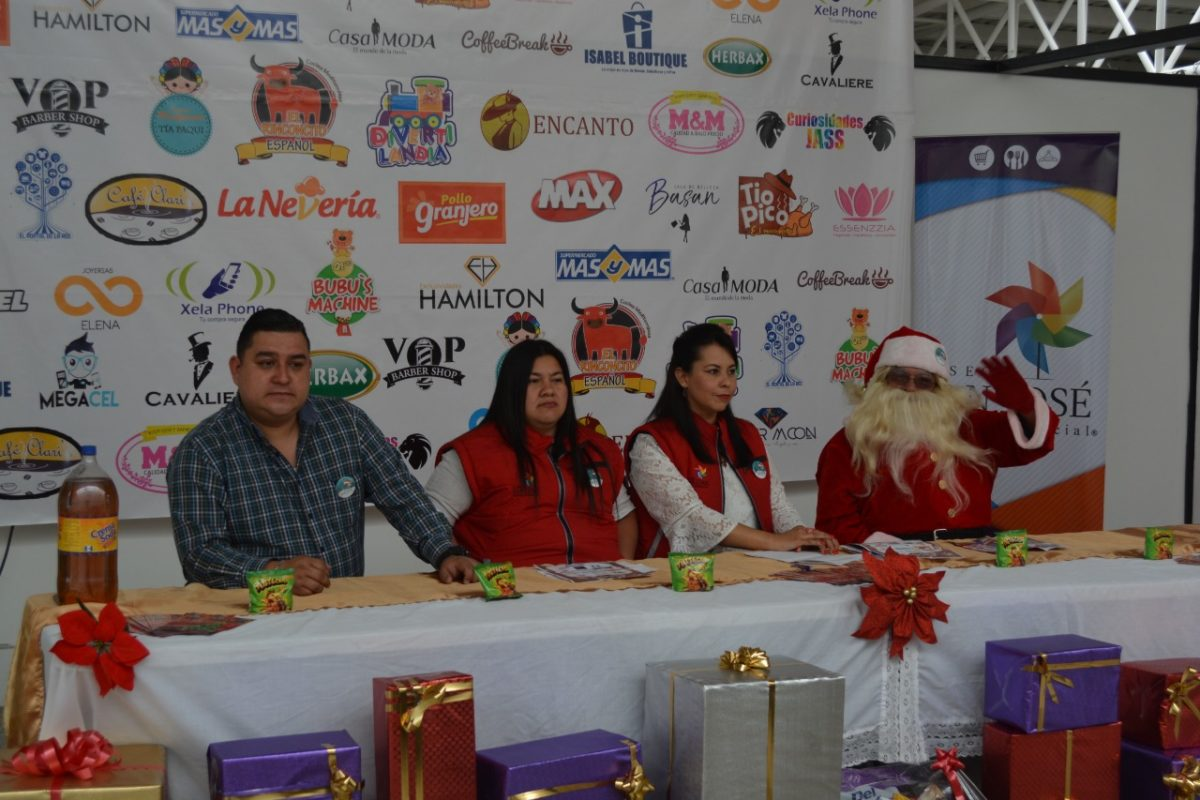 Celebran este sábado el segundo Festival Navideño de Paseo San José