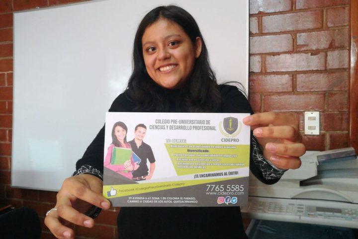 Cidepro es una nueva oportunidad para estudiar en 2019