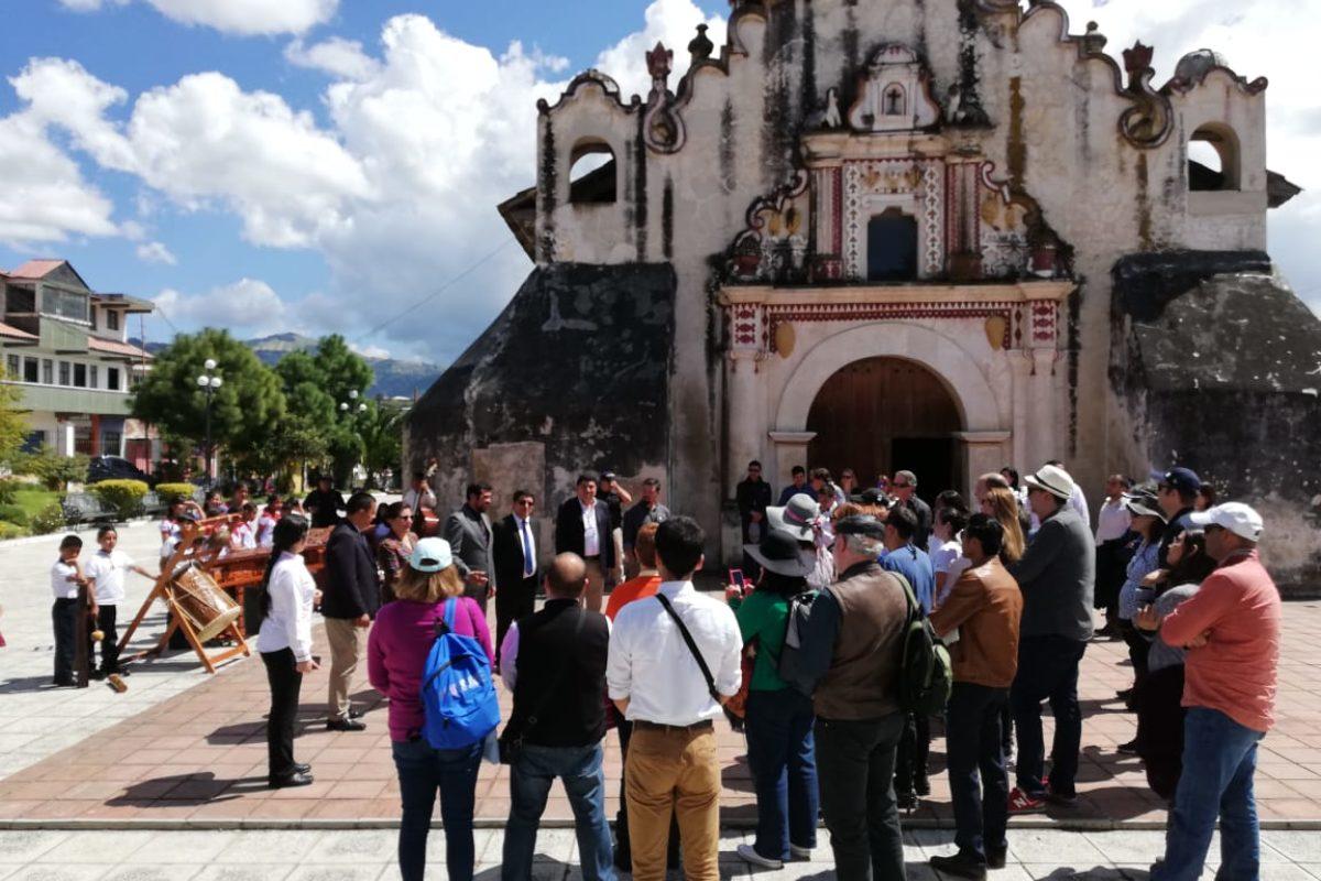 Cuerpo consular visita Quetzaltenango