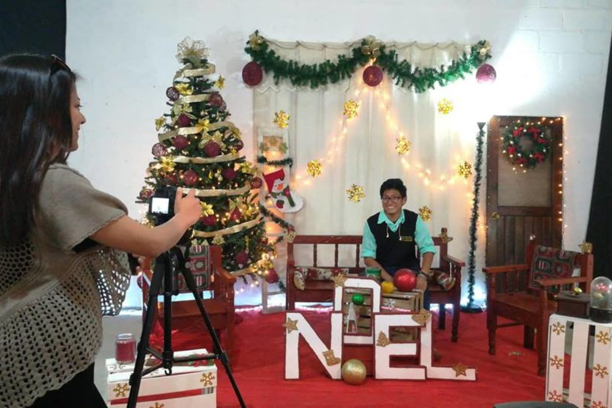 Villa Navideña ofrece entretenimiento y productos