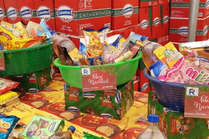 Ofertas navideñas en Distribuidora REX