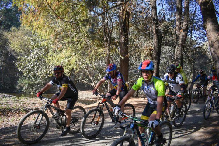 Ciclismo: Desafío Pueblo Viejo