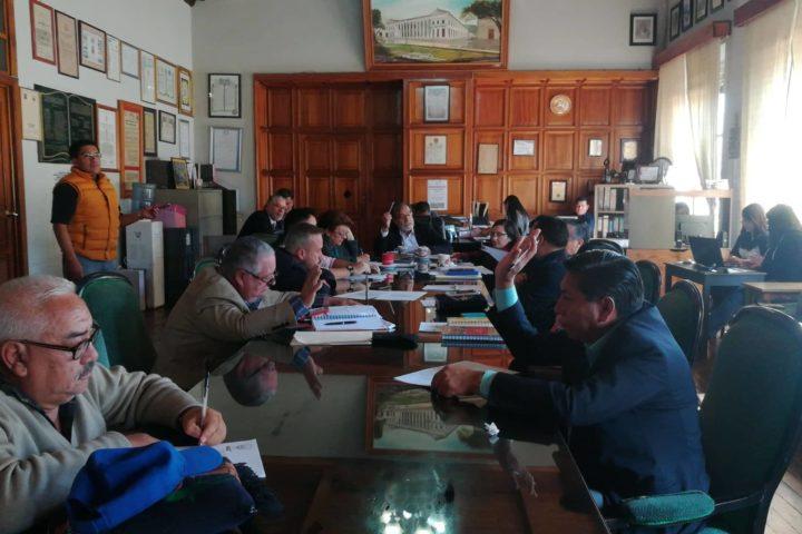 Concejo municipal aprobará nuevas tarifas por servicios públicos