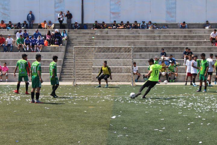 En Xela se jugarán por primera vez eliminatorias para el torneo 5v5