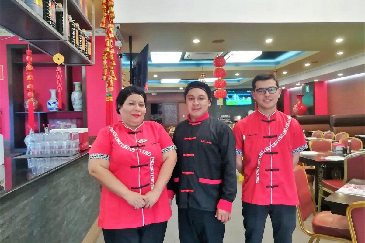 ¿Dónde está la comida china más rica en Xela?