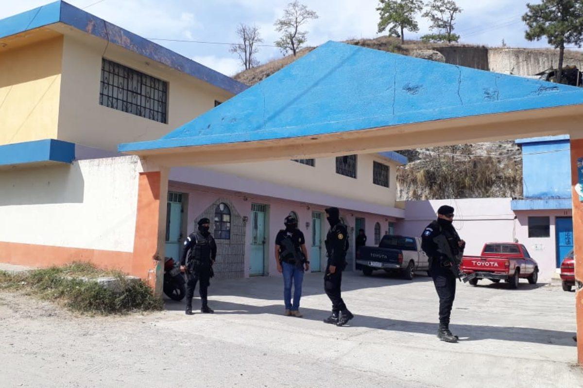 Narco laboratorio funcionaba en casa de apartamentos