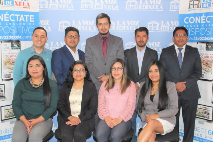 La Voz de Xela transmitirá EN VIVO foro con candidatos a alcalde de Xela