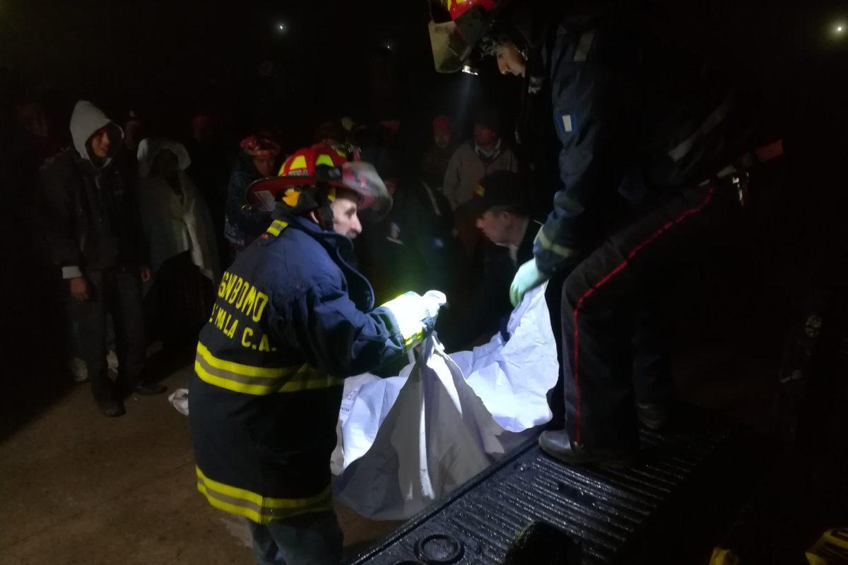 Asesinan a bombero a 100 metros de su casa