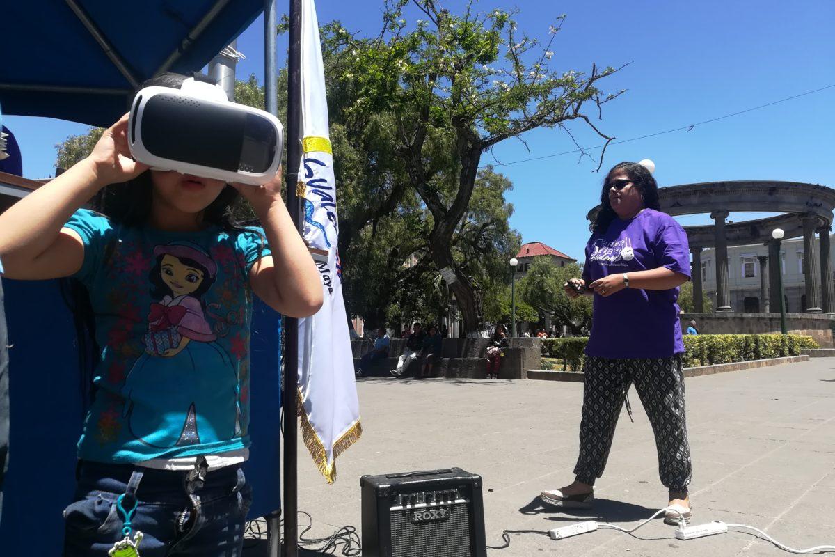 Recorridos virtuales: la novedad en Semana Santa