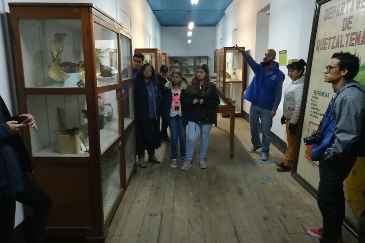 Avanza proyecto para crear Red de Museos en Xela