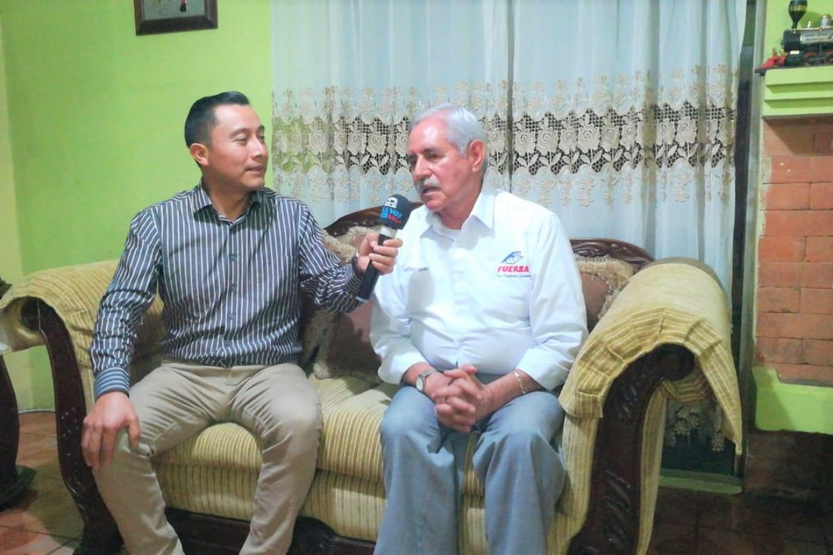 """Francisco Santos: """"tengo capacidad de administración"""""""