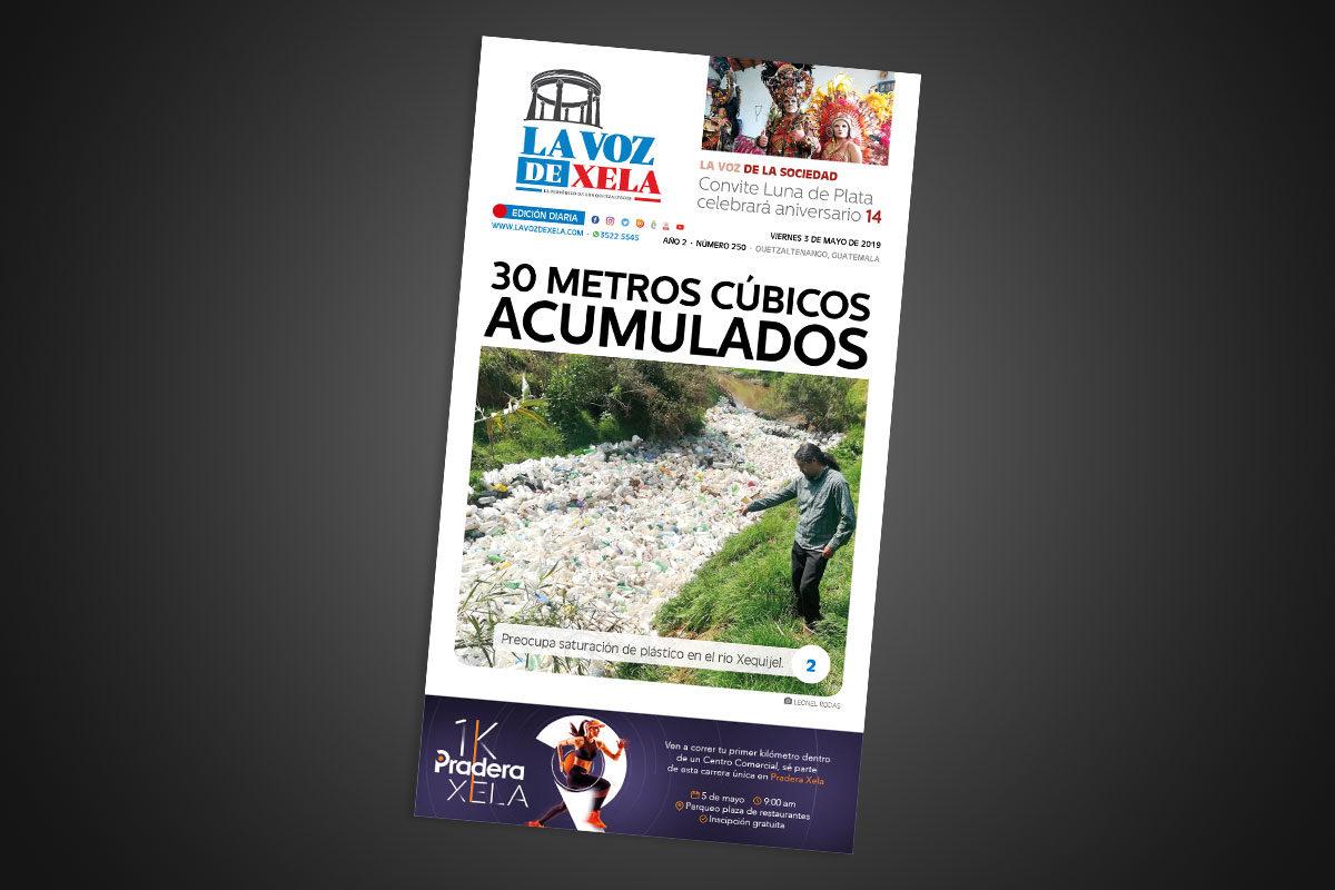 "<span class=""hot"">Tendencia <i class=""fa fa-bolt""></i></span> Lee el periódico digital nocturno del viernes 3 de mayo | #250"