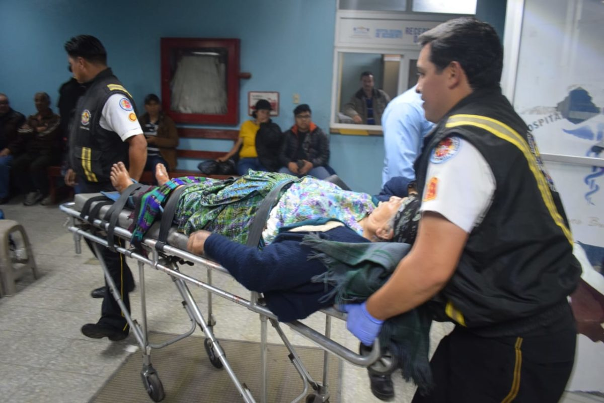 Percance deja 16 heridos