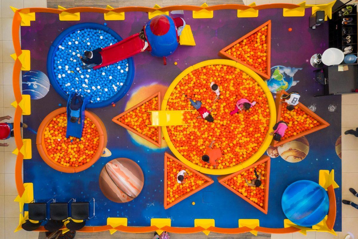 Un nuevo espacio para que los niños disfruten