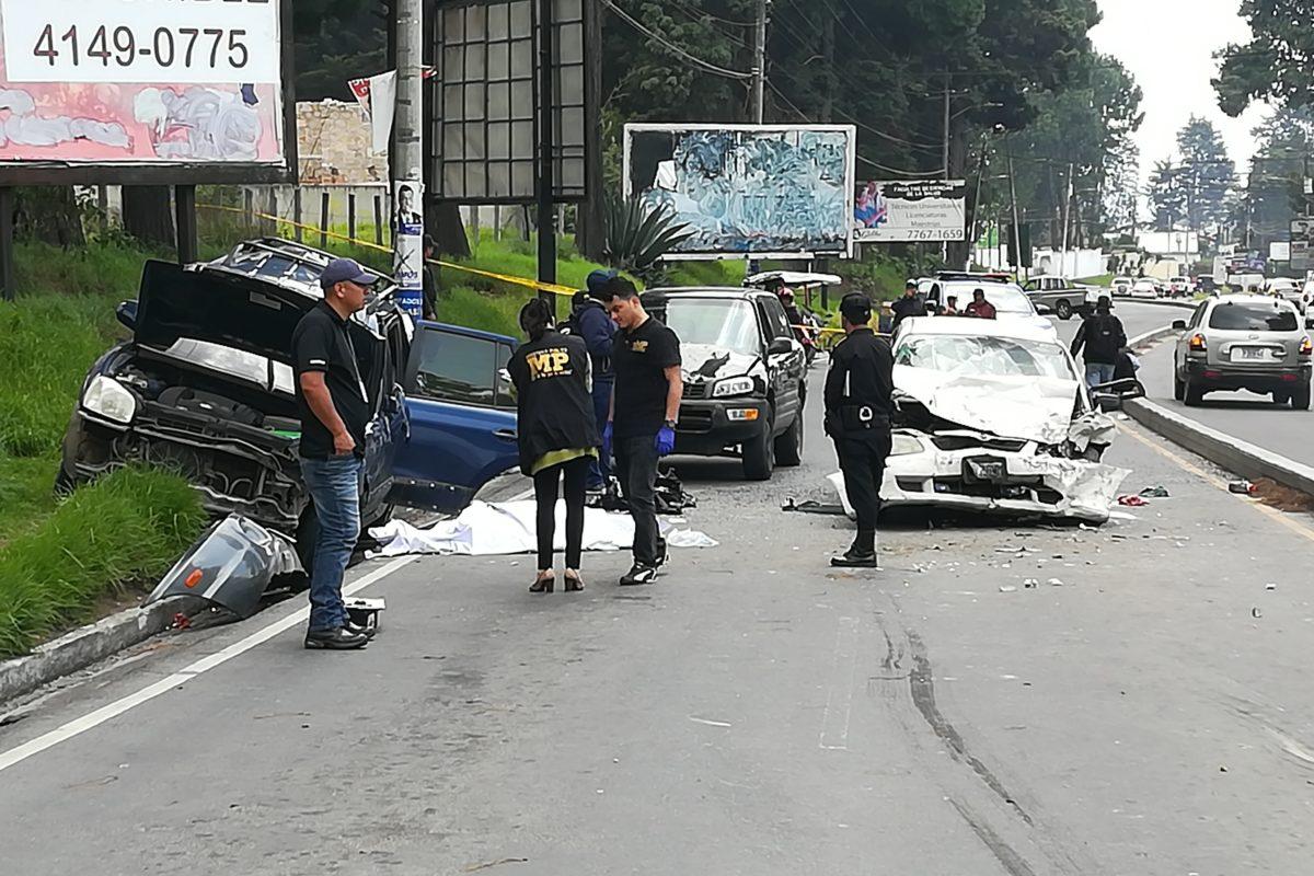 Semana trágica: 30 accidentes y 4 muertos