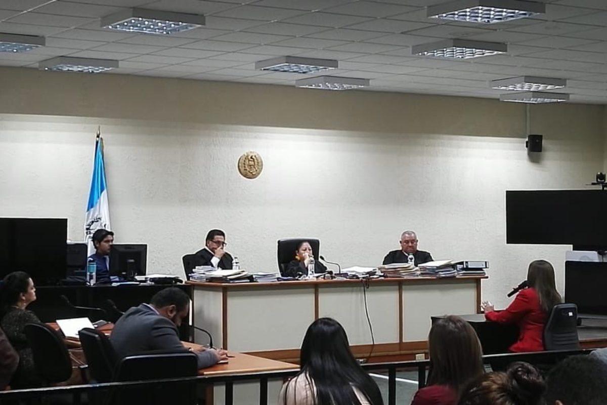 Hijo y hermano de Morales conocerán sentencia el 19 de agosto