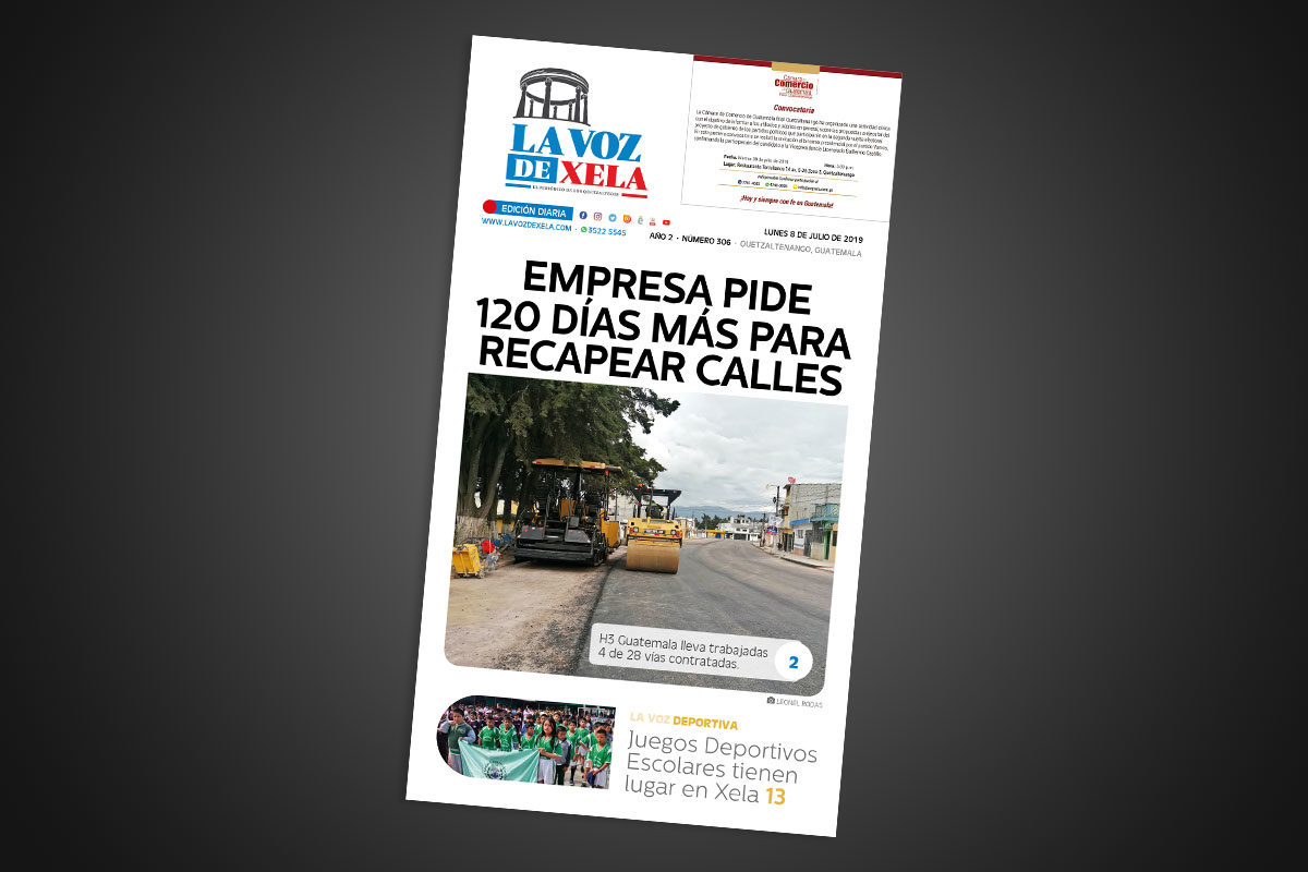 "<span class=""hot"">Tendencia <i class=""fa fa-bolt""></i></span> Lee el periódico digital nocturno del lunes 8 de julio | #306"
