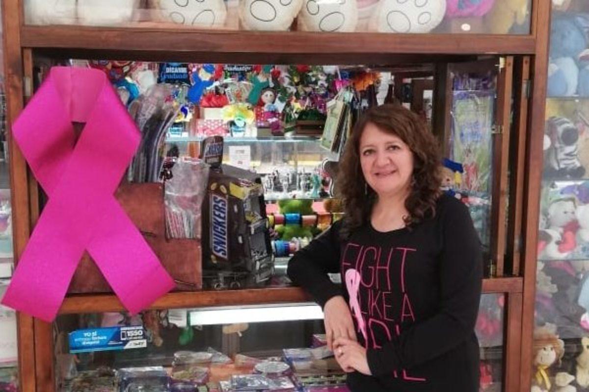 Sobreviviente de cáncer abre negocio para ayudar a otras mujeres