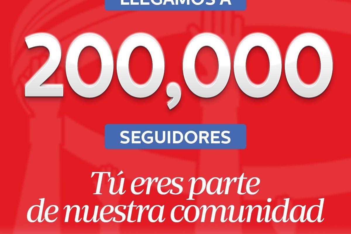 200 MIL SEGUIDORES CONFORMAN LA COMUNIDAD DE LA VOZ DE XELA