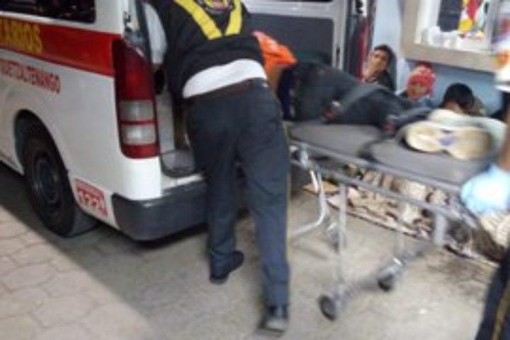 Herido de bala se recupera en el HRO