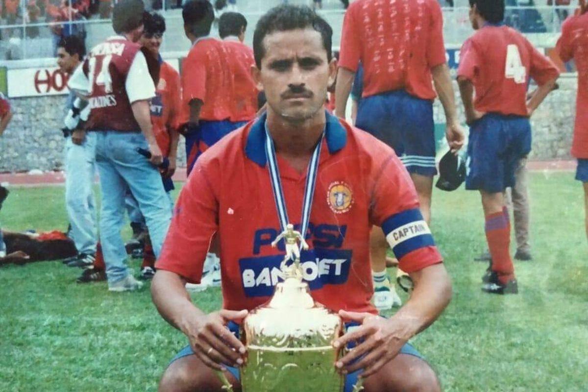 Muere el capitán del Xelajú campeón del 96′