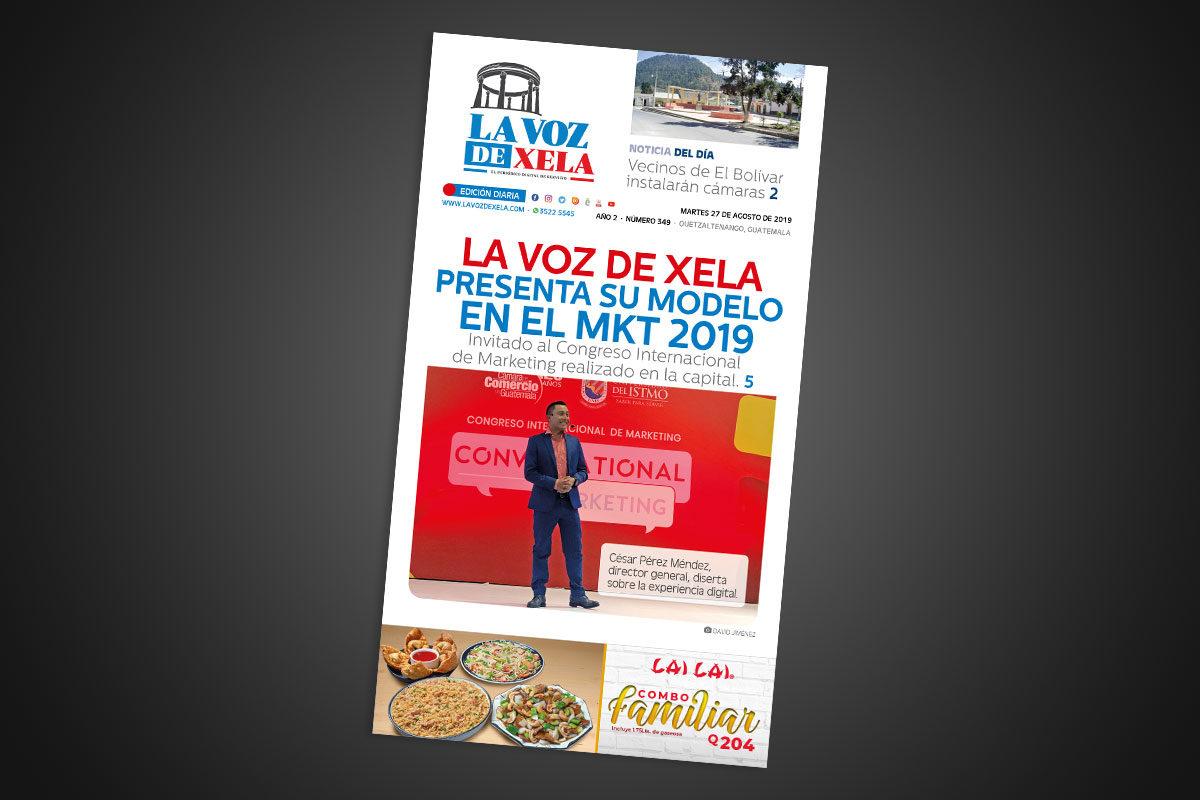 "<span class=""hot"">Tendencia <i class=""fa fa-bolt""></i></span> Lee el periódico digital nocturno del martes 27 de agosto | #349"
