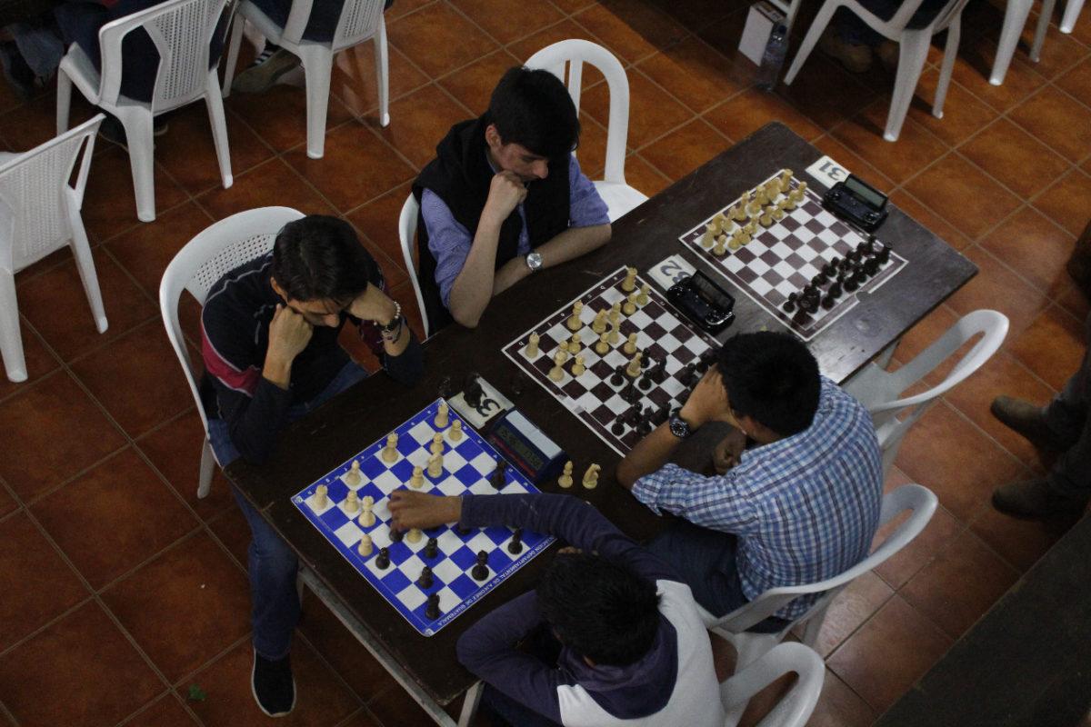 Torneo reúne a ajedrecistas nacionales