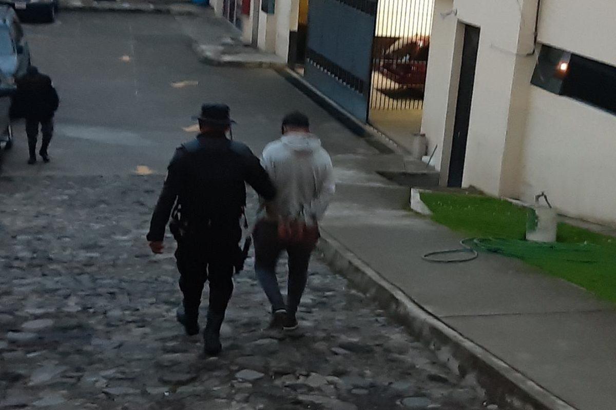 Acusados de asalto portaban arma hechiza