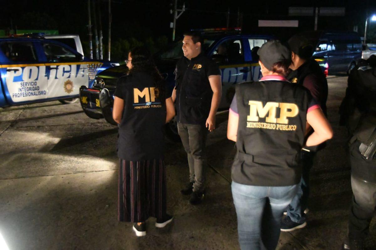 Tras grupo criminal que ha asesinado a 11 personas en Quetzaltenango