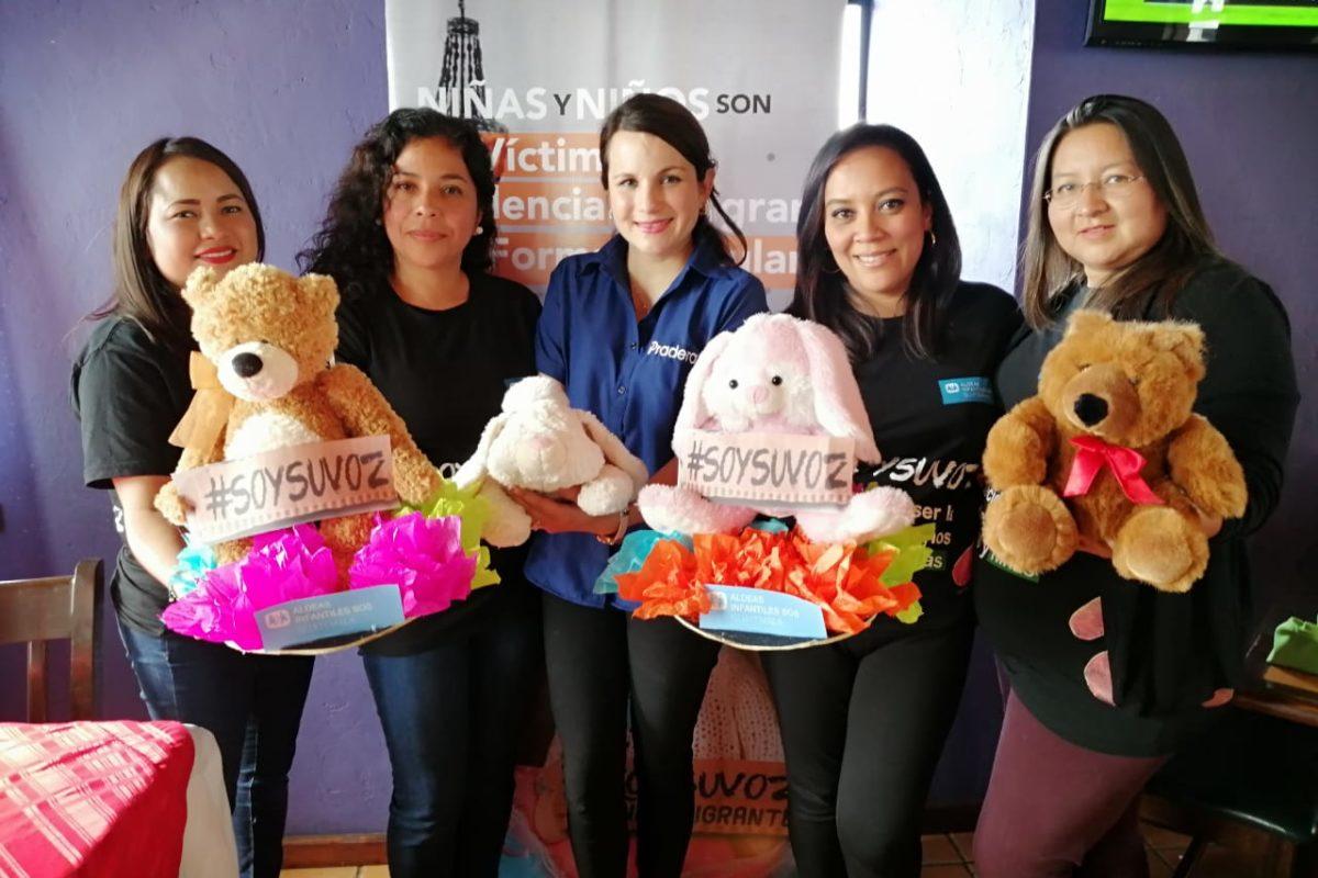 Invitan a donar peluches para niños del área rural