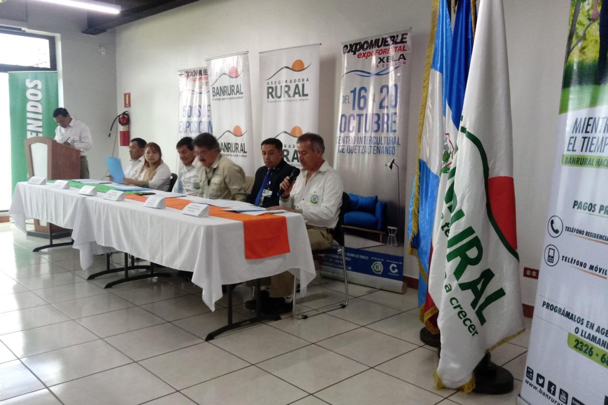 Expomueble Expoforestal Xela 2019 reunirá a 60 productores