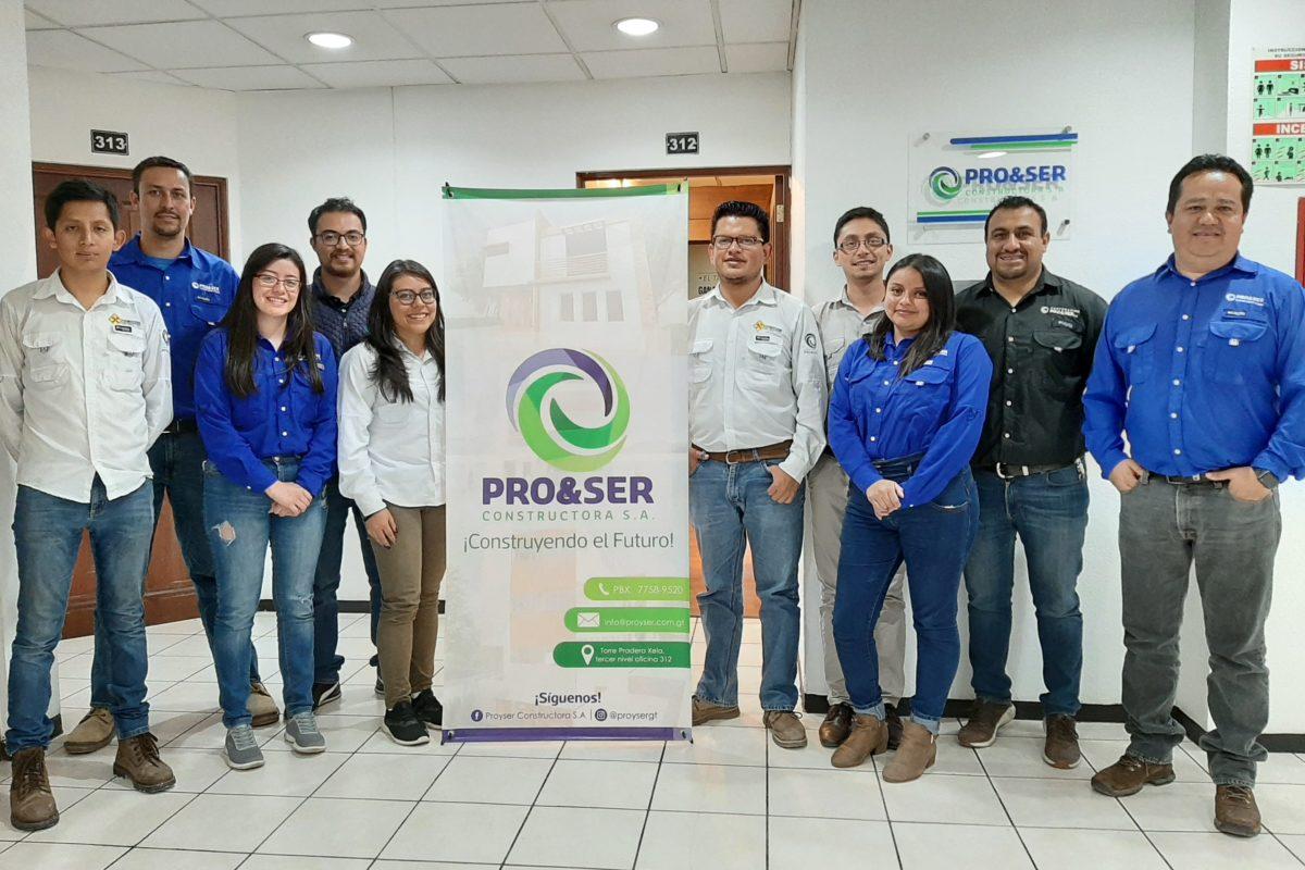 Proyser constructora cumple siete años de hacer realidad proyectos habitacionales
