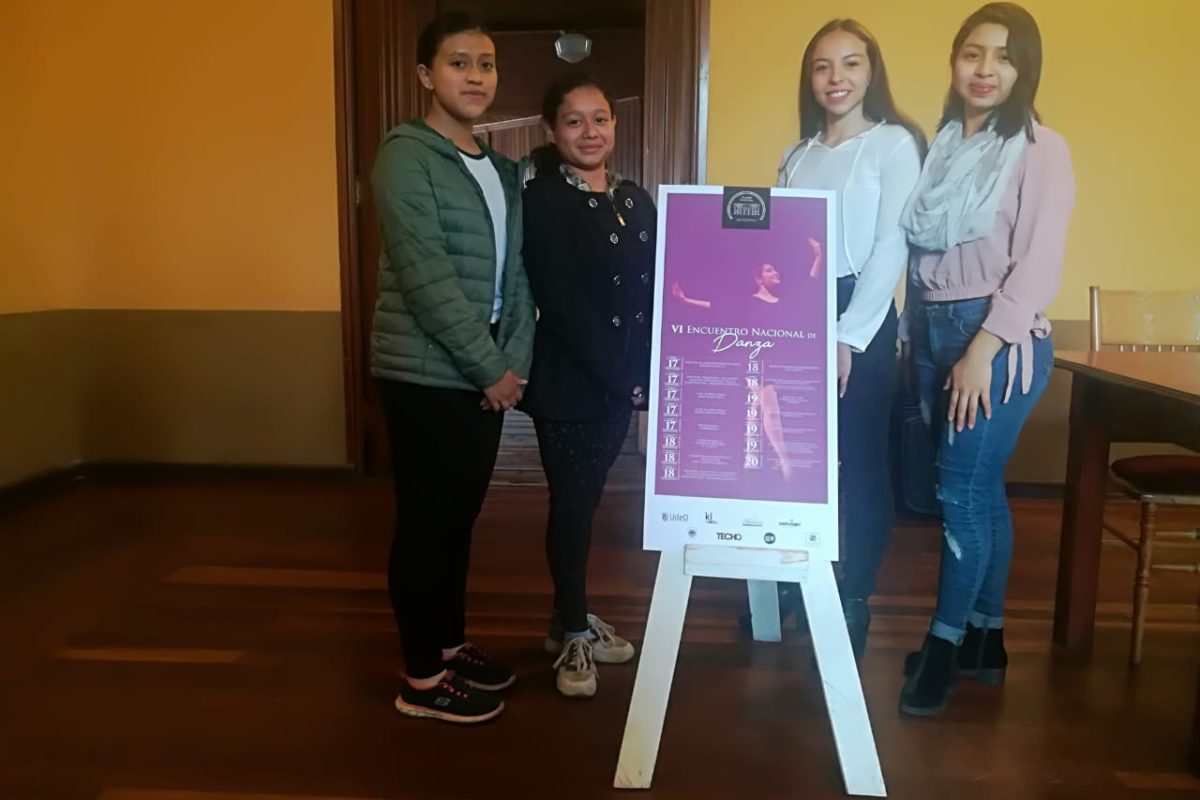 Invitan al VI Encuentro Nacional de Danza
