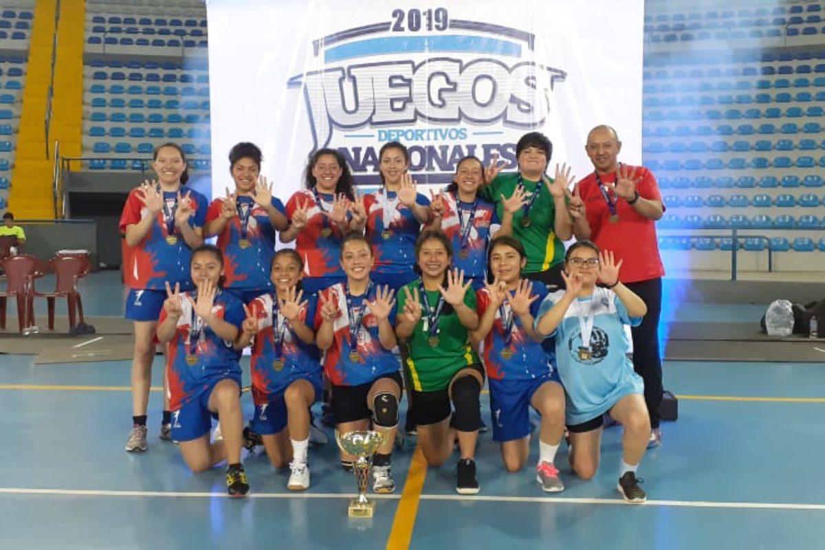 Balonmano gana séptimo campeonato nacional consecutivo