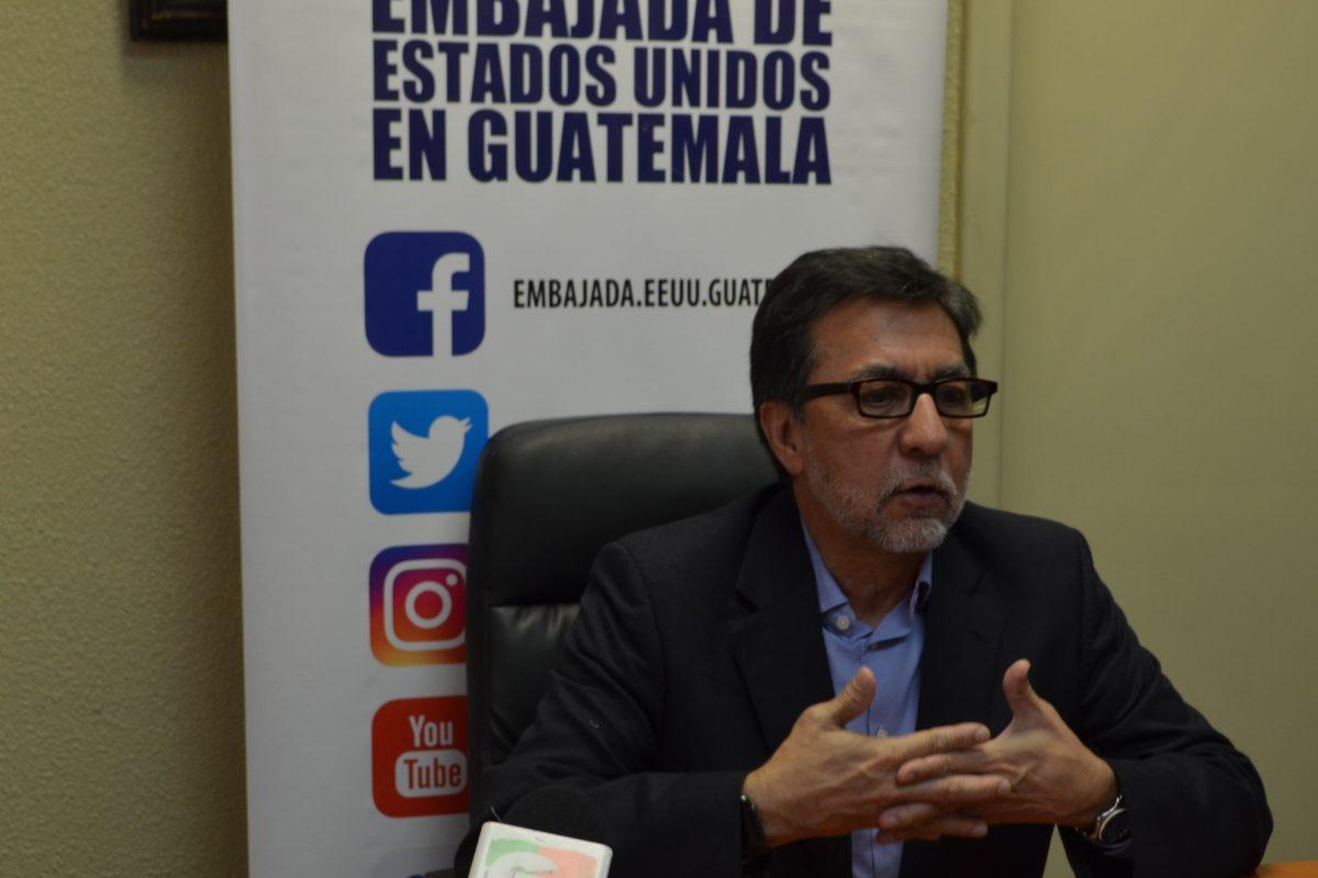 «Aceptamos la migración, pero de forma legal»