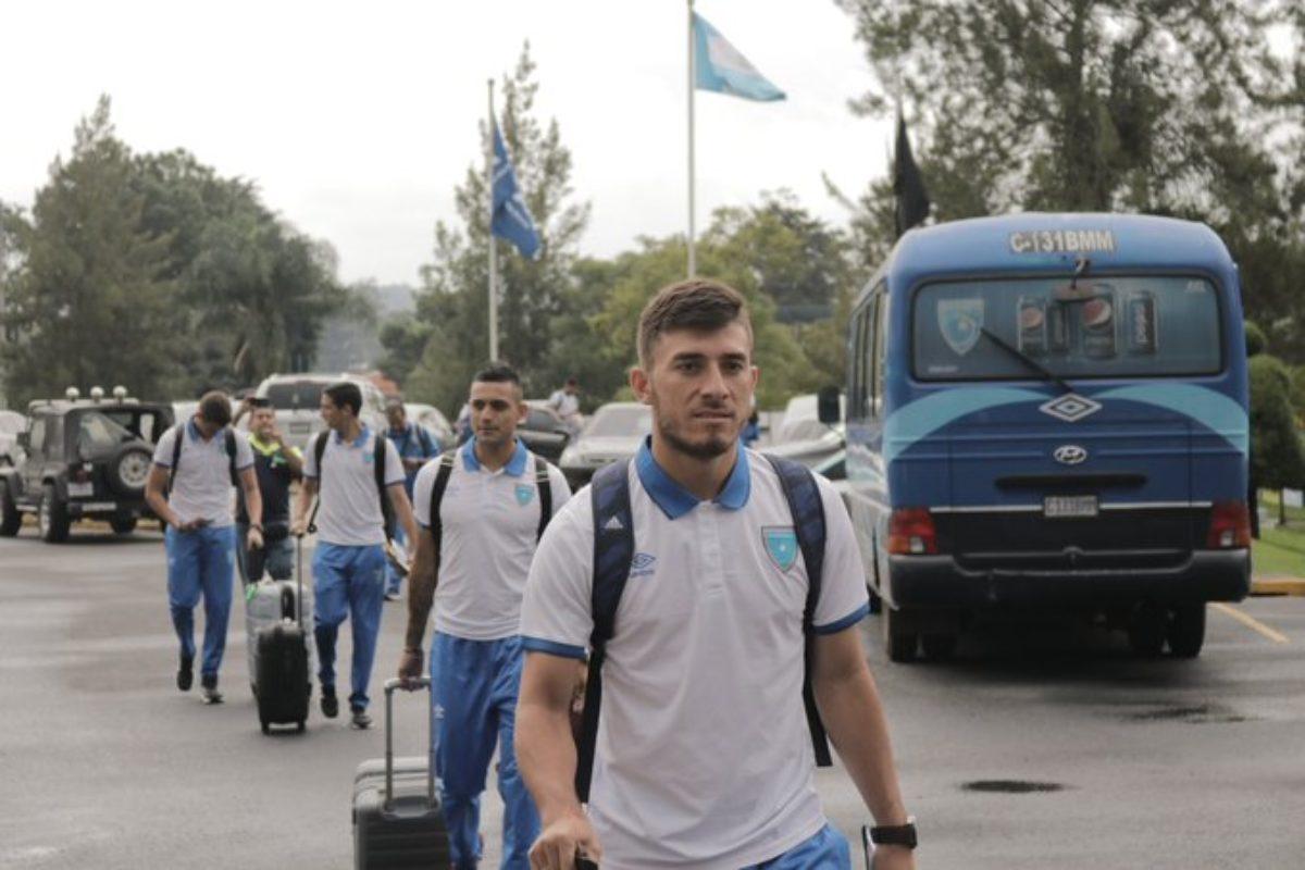 Selección preparada para jugar el sábado por la Liga de Naciones de Concacaf