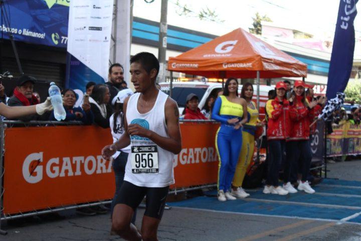 José González y Rosmery Rivas ganan en Xela