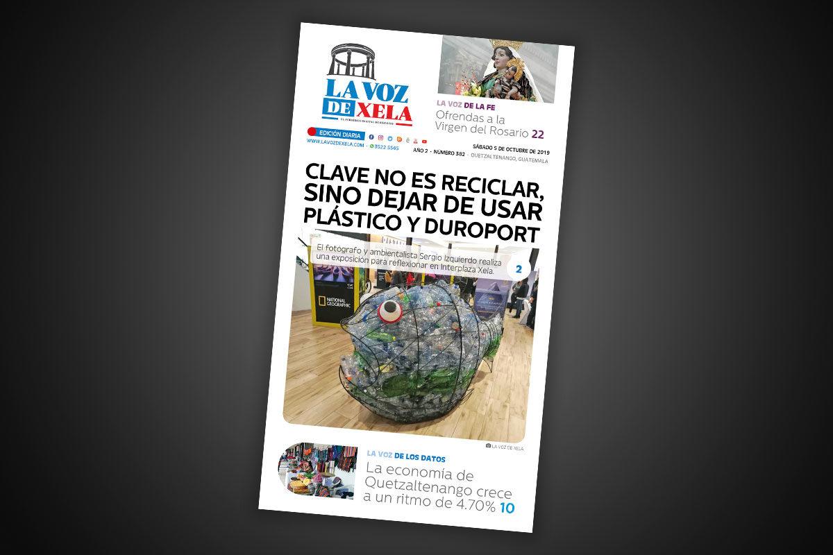Lee el periódico digital del sábado 5 de octubre | #382
