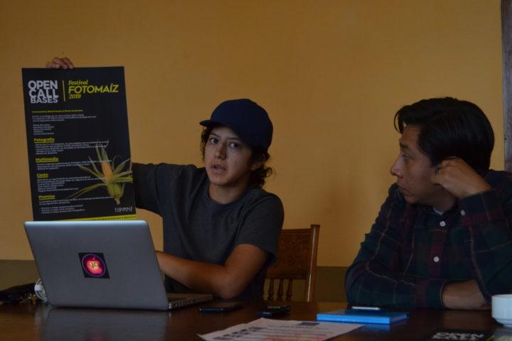 Fotomaíz presenta su agenda