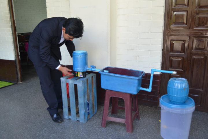 Estudiantes se preparan para ser docentes de primaria