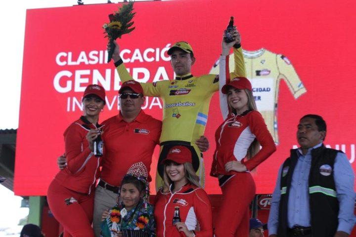 Manuel Rodas gana su segunda Vuelta en tres años